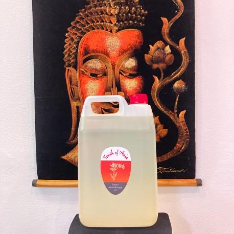 Masážní olej -Zelený čaj